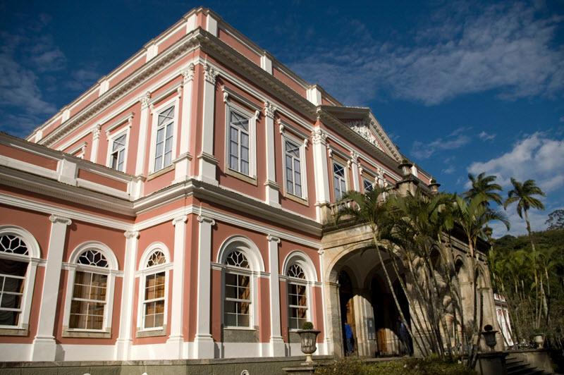 Visitas guiadas no Museu Imperial de Petrópolis