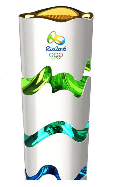 Tocha Olímpica em Petrópolis