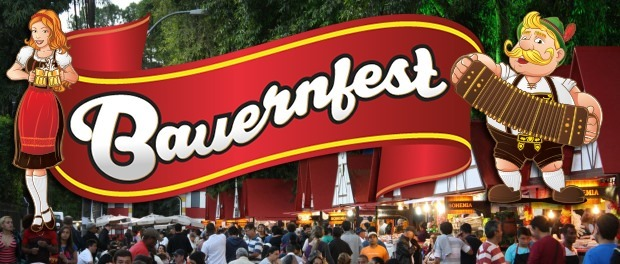Programação da Bauernfest 2016