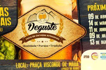 Deguste Petrópolis – Feira de Cervejas Artesanais