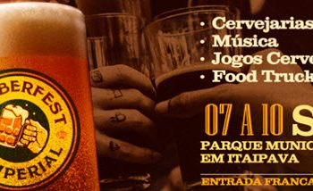 Oktoberfest Imperial – Mais um evento cervejeiro em Petrópolis