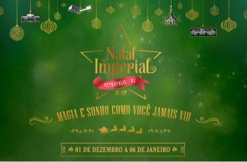 Natal Imperial – Programação de Natal em Petrópolis
