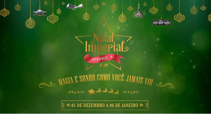 Natal Imperial Petrópolis